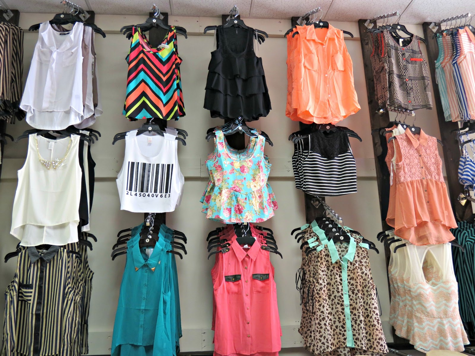 the santee alley s clothing store forever fashion