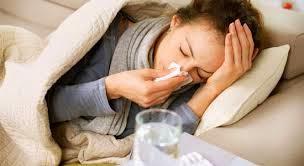 hidung meler tanda influenza