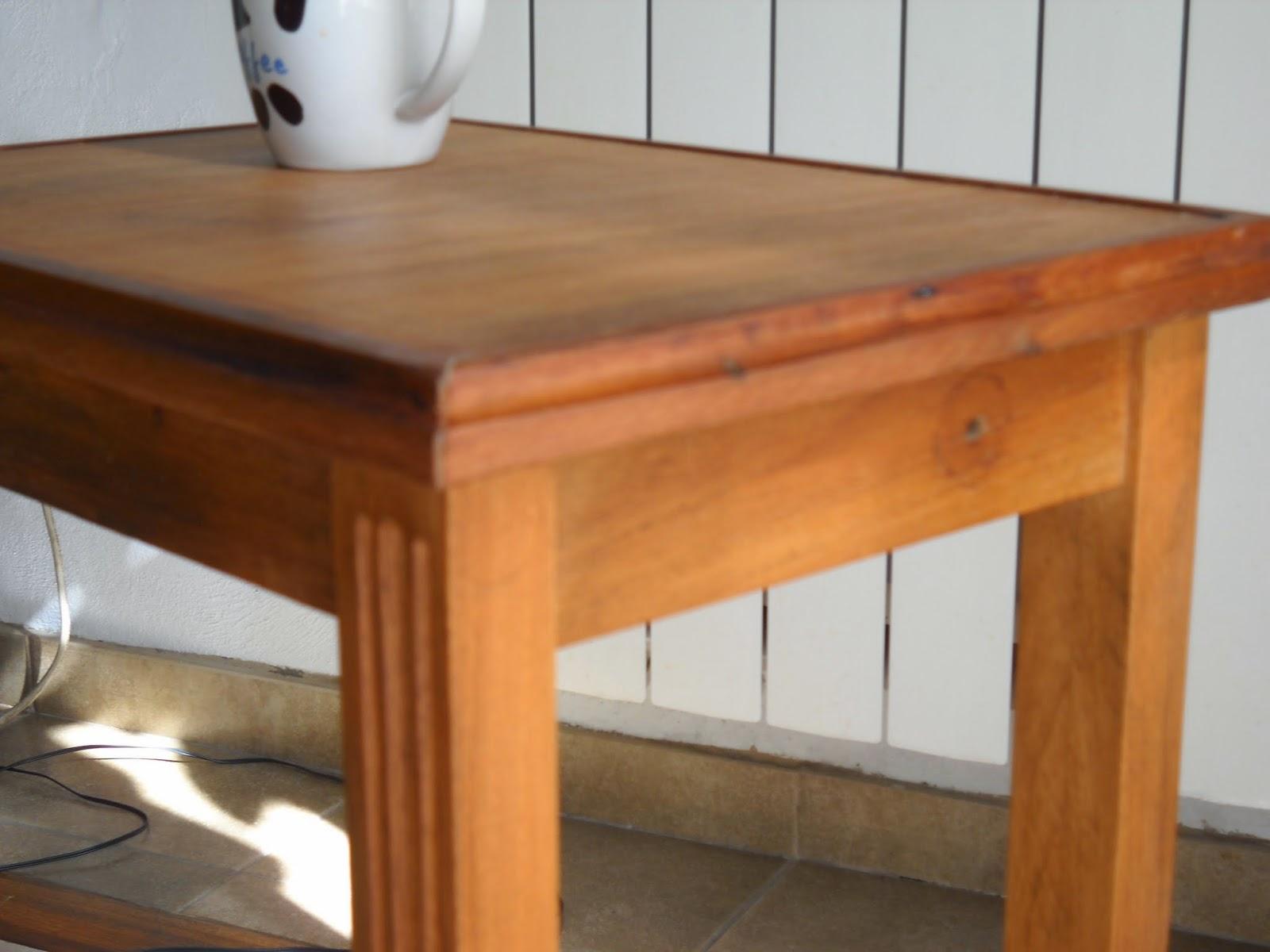 madera reciclada muebles decorativo