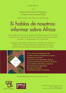 Informar sobre África