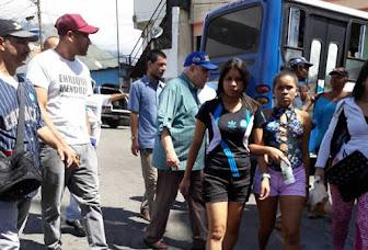 Enrique Mendoza: Sé por qué tenemos un gran caos del transporte público en Sucre