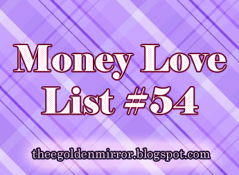 law of attraction money list