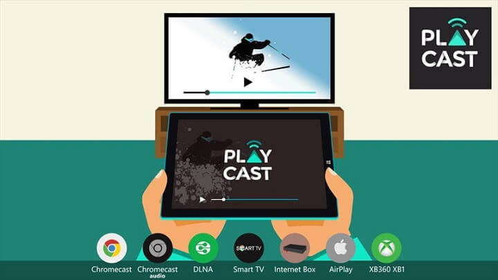 playcast app for windows 10