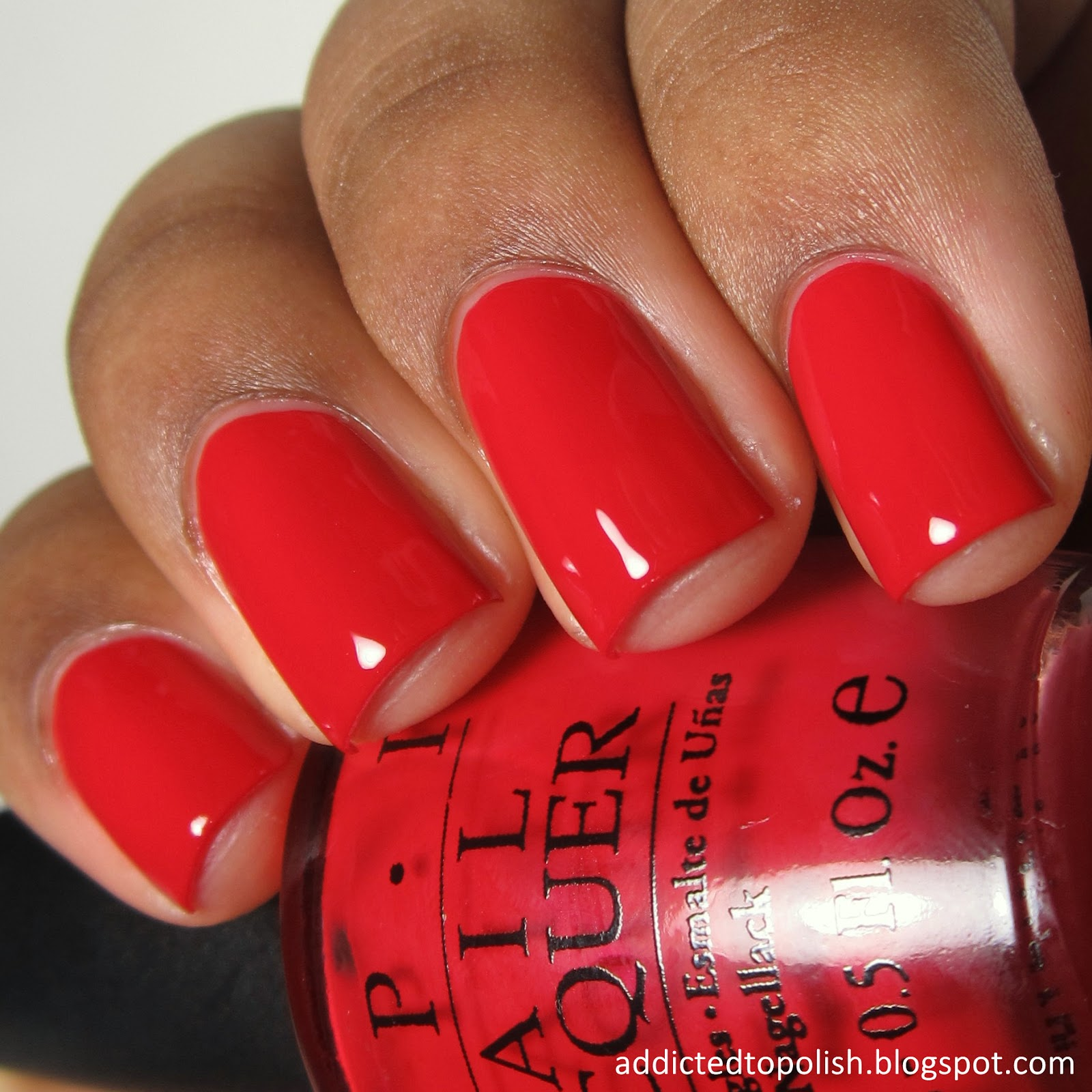 OPI Comet Loves Cupid Holiday Wishes Winter 2009