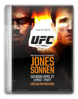 UFC 159 Jon Jones vs Chael Sonnen   HDTV