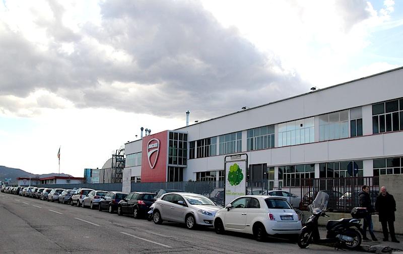 Ducati Factory Bologna
