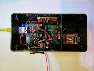 datalogger de temperatura e umidade