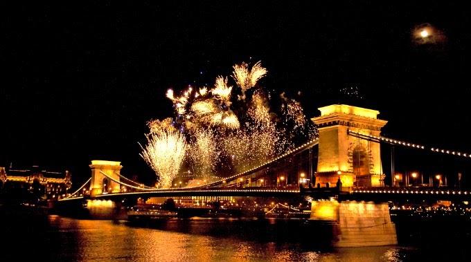 Noche Vieja Budapest, Hungría