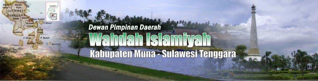 Wahdah Islamiyah Muna