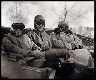 trio, elements, car, adventure