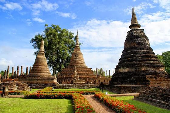 Sukhothai Geschictspark