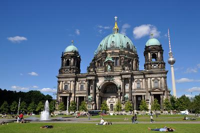 Catedral de Berlín - que visitar