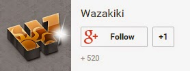 Wazakiki on Google+