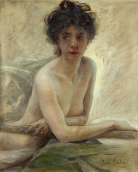 Paul Chabas 1869-1937 | French Academic painter