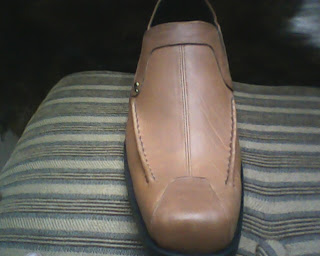 sepatu aigner yang pertama