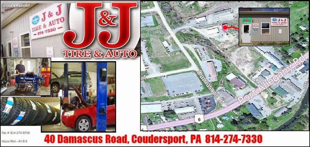 J&J Auto Coudersport