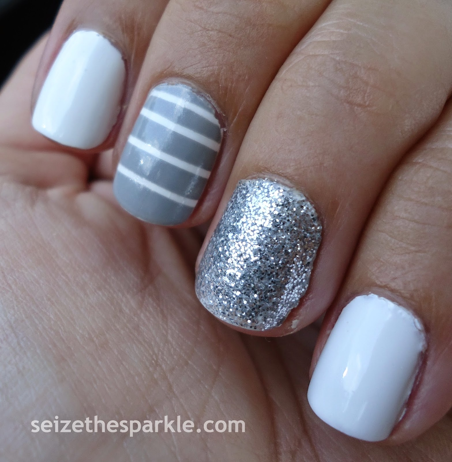 Gray, White, and Silver Skittles