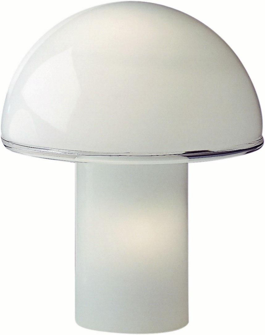 murano glass table lamp vistosi