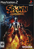 SPAWN ARMAGEDDON PS2