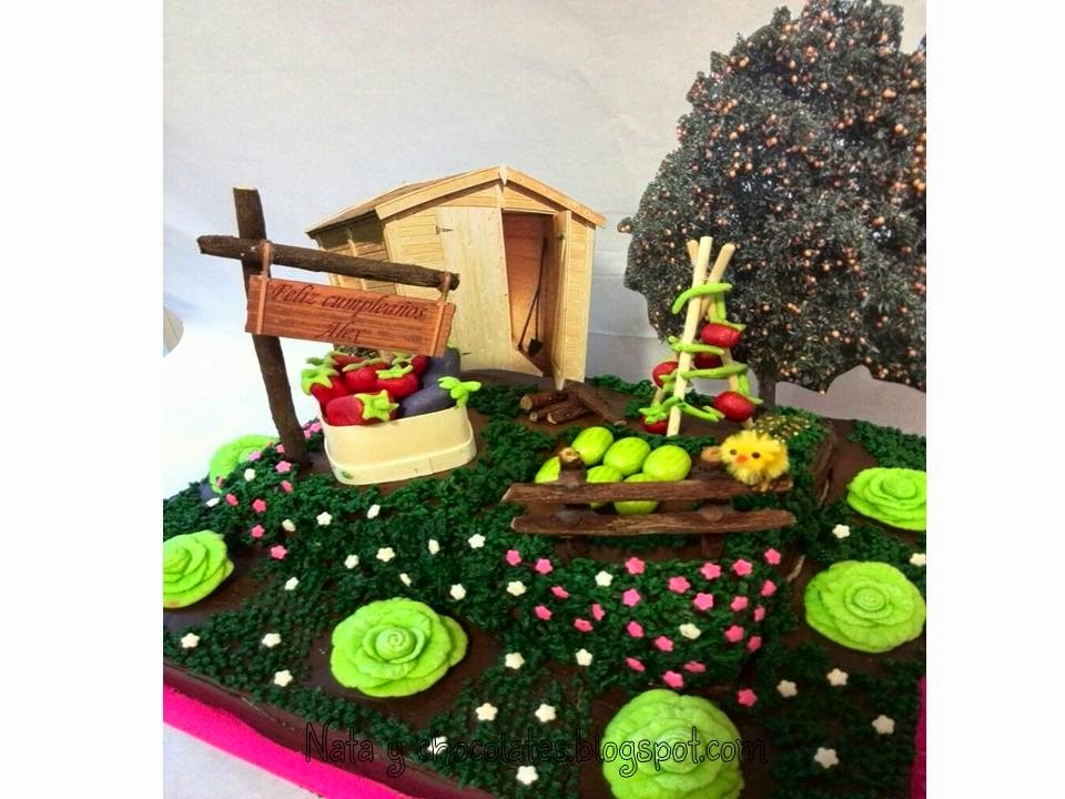 Tarta Huerto