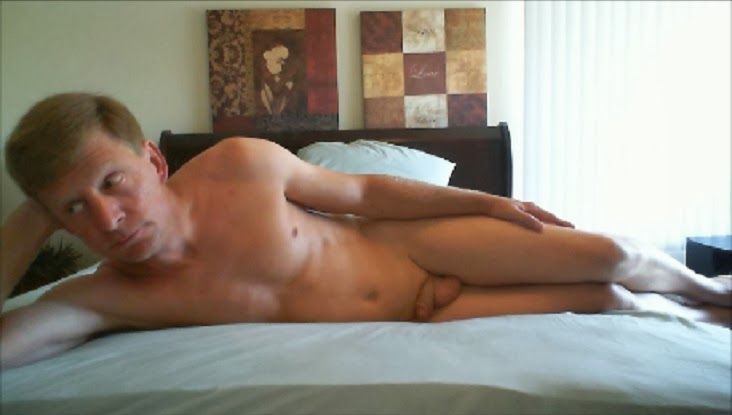 David Steckel Naked and Exposed