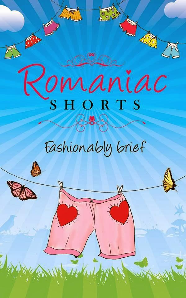 Romaniac Shorts