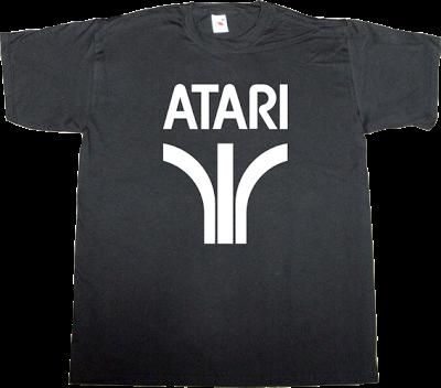 atari vintage retro bankruptcy t-shirt ephemeral-t-shirts