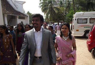 Bhagath Manuel Engagement Photos leaked images