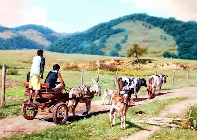 paisajes-campesinos-al-oleo