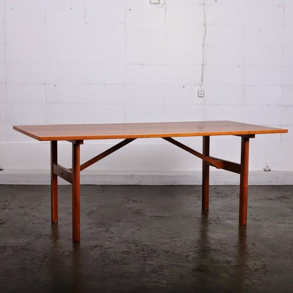 ボーエ モーエンセン テーブル