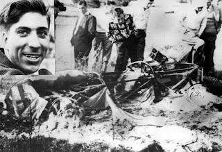 1960 Alan Staceys accident 10 Kematian Paling Aneh di Dunia