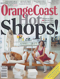 2011 Orange Coast Hot Shops!