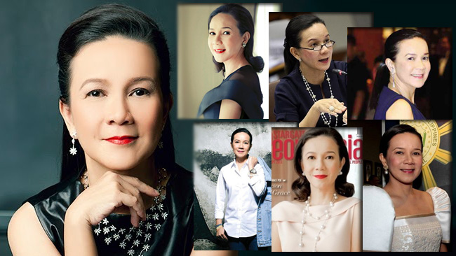 Mary Grace Poe-Llmanzares Known as Senator Grace Poe Biography