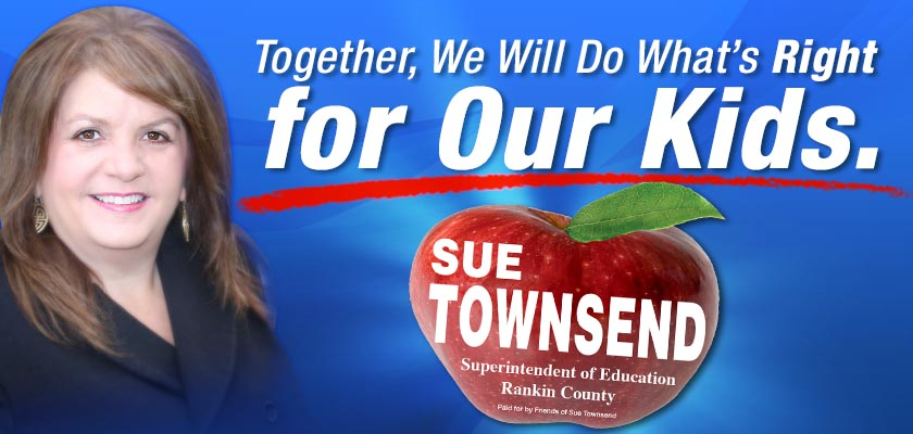 Sue for Superintendent