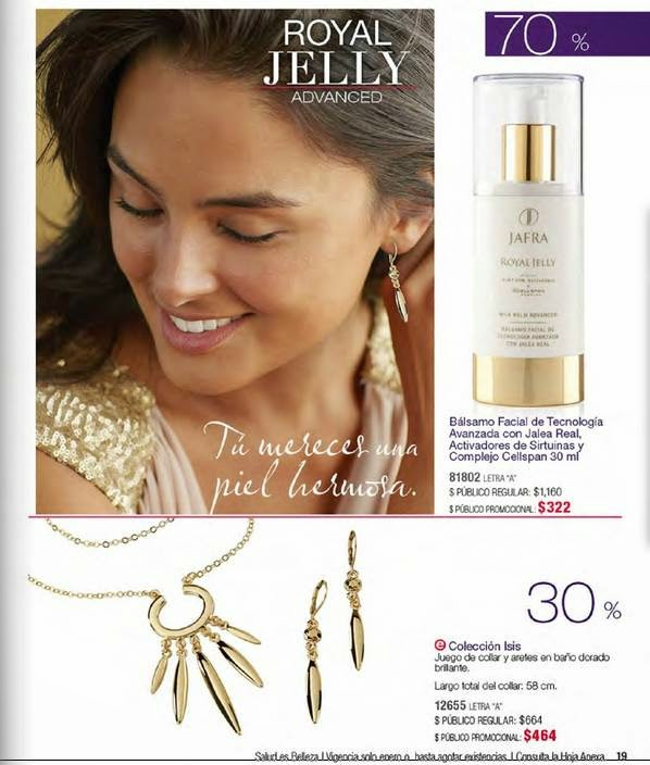 Royal Jelly Advanced Jafra 1-2015
