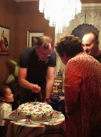 Aniversario do tio Michael- 2011