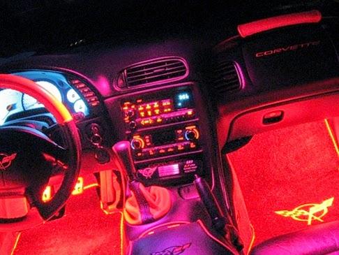 Chrysler 2015 Chrysler 300 Interior Led Lights