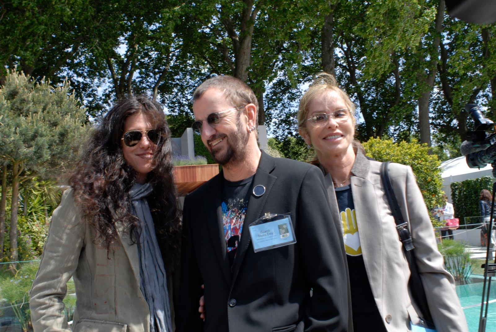 Kerstins GREEN ROOM: The Beatles och trädgård