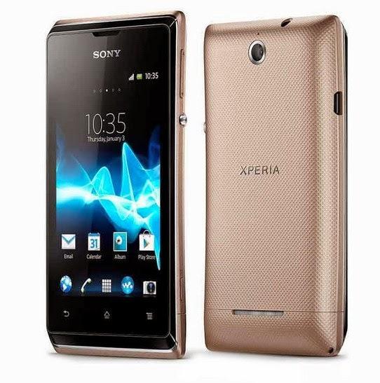 Harga Sony Xperia E C1605 Dan Spesifikasinya