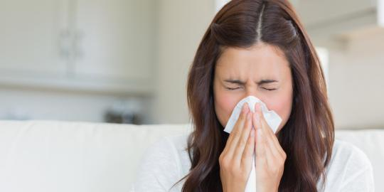 Cara Mencegah dan Mengatasi Flu atau Pilek Secara Alami