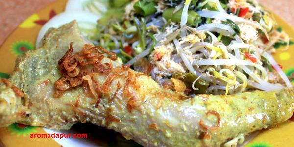 Cara membuat ayam lodho khas Tulungagung Jawa Timur aromadapurtotcom
