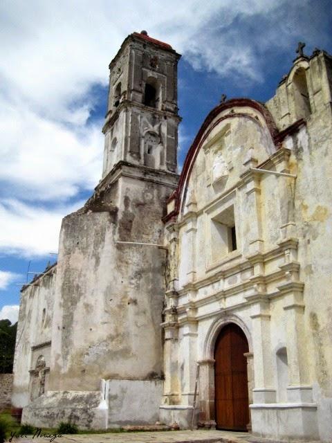 Ruta de los Conventos Jonacatepec Morelos México
