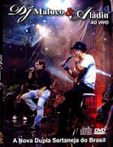 DVD DJ Maluco e Aladin - Ao Vivo