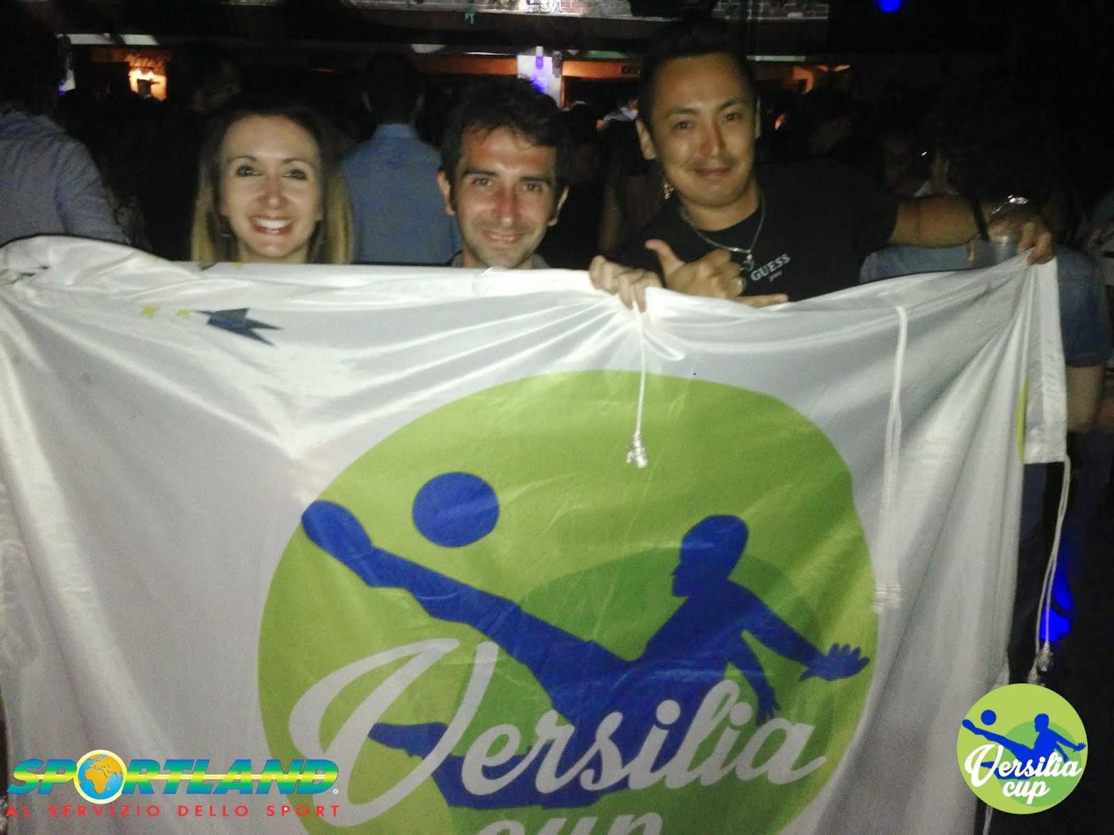 Brasitalianos testimonial della Versilia Cup