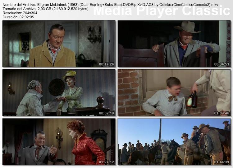 Imágenes de la película: El Gran McLintock | 1963 | McLintock!