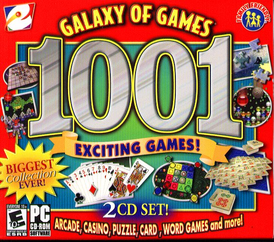 1001 game to play: