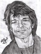 Bem esse desenho é de Jon Bon Jovi um de meus ídolos, ele é vocalista e .