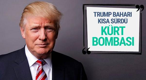 Ο Τραμπ έλαβε την απόφαση του Αιώνα – Οι ΗΠΑ στηρίζουν τους Κούρδους και όχι την Τουρκία στη Συρία!