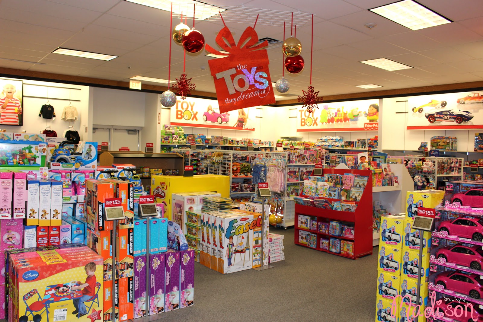 Toys For Boys Store : Holiday shopping is easy at kohls annmarie john