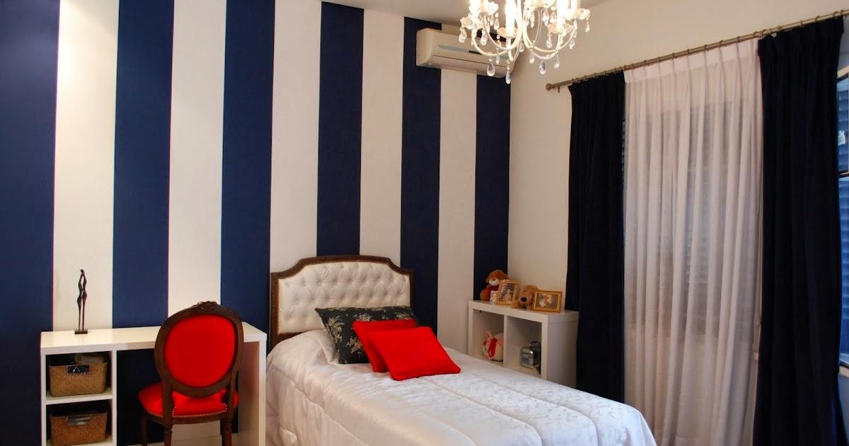 Rayas verticales o rayas horizontales para la pared - Paredes rayas horizontales ...